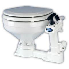 Twist 'n' Lock Manual Toilet Compact Bowl