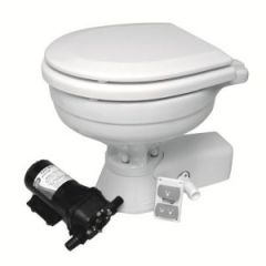 Quiet Flush Toilet Regular Bowl 24V