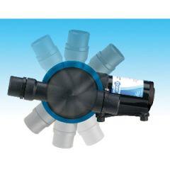 Jabsco Bilge Pump Self Priming Diaphragm 12V