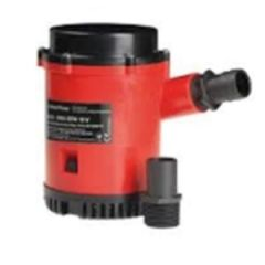"Bilge Pump 4000gph 24v w/1.5 & 2"" Threaded Ports"