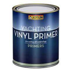 Vinyl Primer w/Aluminium Pigment Fast Drying Liquid 2.5 L