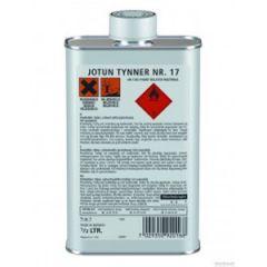 Thinner 17 Epoxy Solvent Liquid 1 L