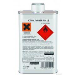 Thinner 18 Medium Evaporating Solvent Liquid 1 L