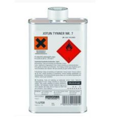 Thinner 7 General Purpose Solvent For Acrylic/Antifouling Paints 5 L