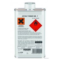 Thinner 7 General Purpose Solvent For Acrylic/Antifouling Paints 1 L