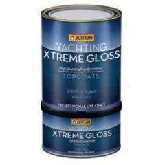 Xtreme Gloss Topcoat A + B Auriga White 0.75L