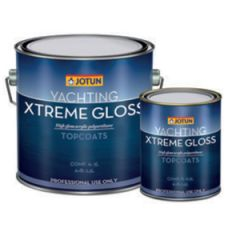 Xtreme Gloss Topcoat A + B Ara White 2.5L
