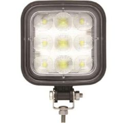 9-LED Wide Beam Work Light