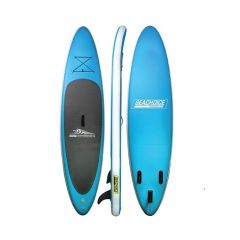 """Inflatable Stand-Up Paddleboard w/Backpack 10'6"""""""