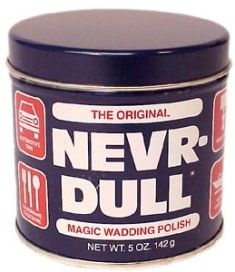Nevr-Dull Metal Polish Tub 5 oz