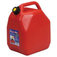 Fuel Jug Red 6.6 gal
