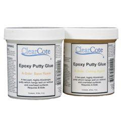 Epoxy Putty Glue Kit 2 Part Tub 1 gal kit