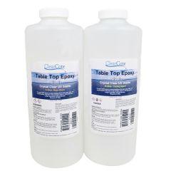 Table Top Resin 2-Qt Kit