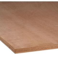 Marine Plywood Okoume BS1088 4 mm 4 ft x 8 ft, A/B
