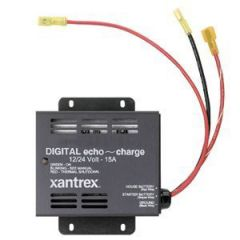Echo Charge Auxilliary Battery Charger 15A 12V