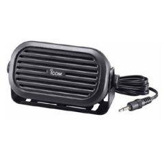 Black Oval External Loud Speaker