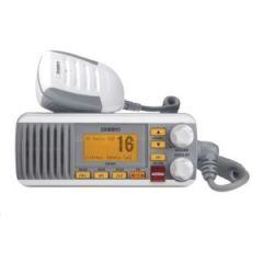 VHF Radio Solara D UM385 Fixed Mount w/DSC White
