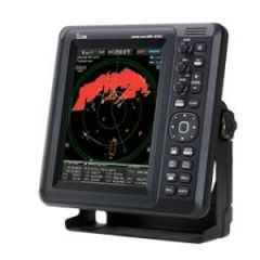 "Marine Radar w/10"" Color Screen, 36 Mile Range"