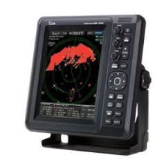 "Marine Radar w/10"" Color Screen, 36 Mile Range"