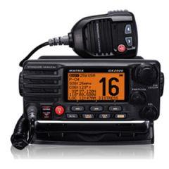 VHF Radio Matrix GX200 DSC Standard Black