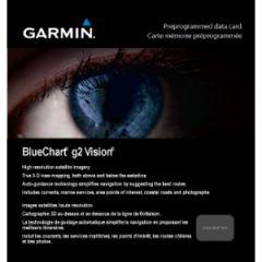 Electronic BlueChart g2 Vision MicroSD w/Adapter VUS030R SE Caribbean
