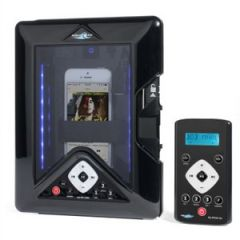 Bluetooth/MP3/FM/USB/iPhone/iPod Media Locker w/288W Amplifier