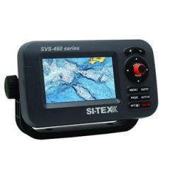 "4"" Si-Tex SVS-460CE GPS Chartplotter w/Internal & Ext Antenna"