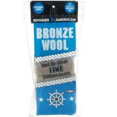 Bronze Wool Fine 3/Bag