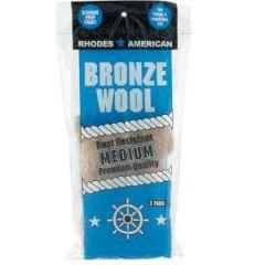 Bronze Wool Medium 3/Bag