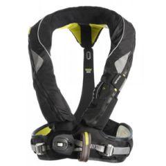 DeckVest Pro Sensor 170N Automatic Inflatable w/Harness Size 3 Gun Metal/Black