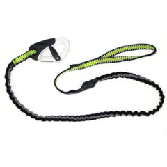 Safety Line One Clip & One Link Elasticated w/Cow Hitch 2 m