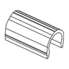 Hinge Cap For Low & Medium Profile Hatches Grey