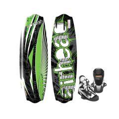 Ripslash Wakeboard, w/Venom Binding 141cm