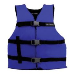 Boating Vest Adult Blue L-XXL