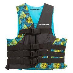 Airhead Sport Vest, Tropc S/M, 4-Straps