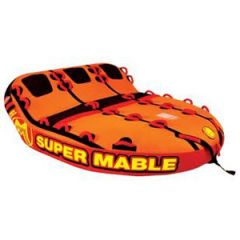 Towable Tube Super Marble Triple Rider