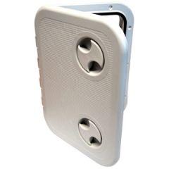 Access Hatch w/Non Skid Surface White 17.3 cm x 53 cm
