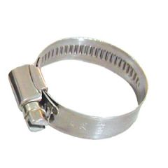 Hose Clamp Inox 316 Stainless Steel 120-140 mm