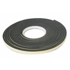 Neoprene Tape 3m x19mm x 6mm Black