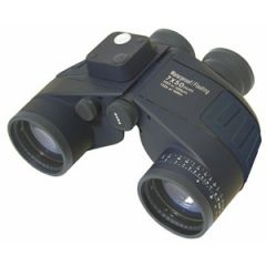Binocular Sea Nav Automatic Focus Waterproof w/Compass Black 7 x 50