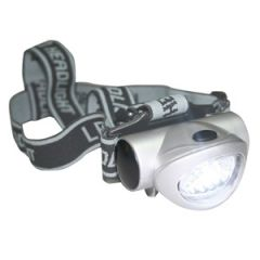 LED Headlight Waterproof w/Three Settings