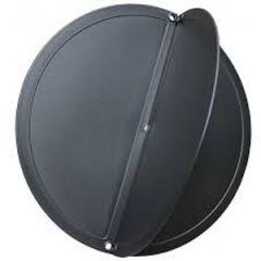 Black Polypropylene Day Anchor Ball, 350mm