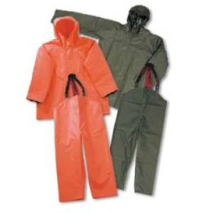 PVC Waterproof Fishing Pants, Medium