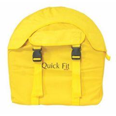 Horseshoe Buoy Case Quick Fit Yellow