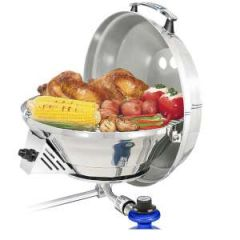 BBQ Marine Kettle 3 Grill Combination Stove & Grill Gas Original Size
