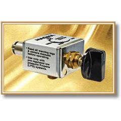 LPG Control Valve Low Output Low Pressure Type 3