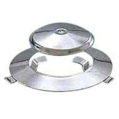 Replacement Radient Burner Plate & Dome w/Removable Center Dome