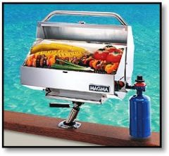 BBQ Grill Newport Gourmet Series Gas Large Size