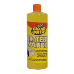 Battery Water Grand Prix