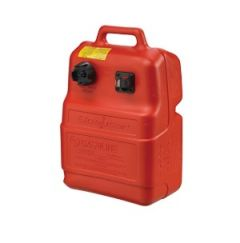 Topside Portable Fuel Tank Red 6.6 gal